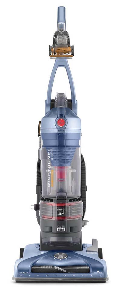 8. Hoover UH70210 Corded Upright Vacuum