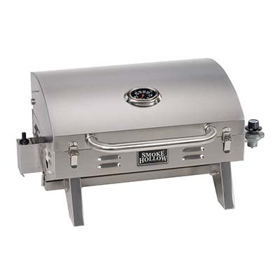 9. Smoke Hollow Portable Table Top Gas Grill