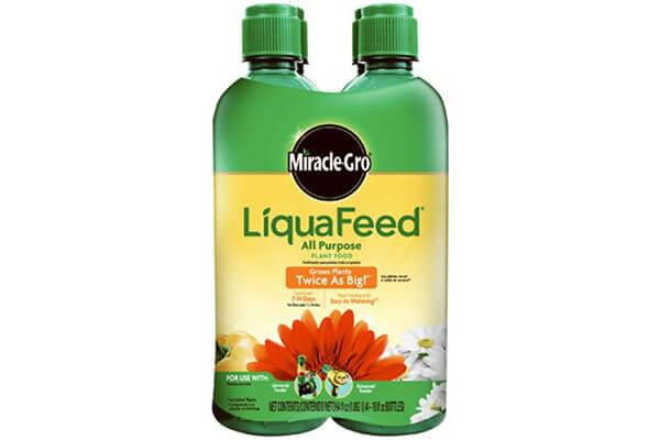 miracle- gro liquafeed all purpose plant food refill pack