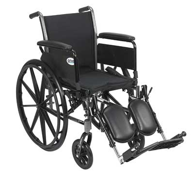 Best Self Propelled Wheelchairs - The Cruiser III Wheelchair