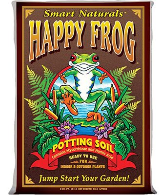 foxfarm FX14047 happy frog potting soil