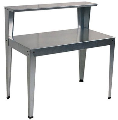 poly-tex galvanized potting bench