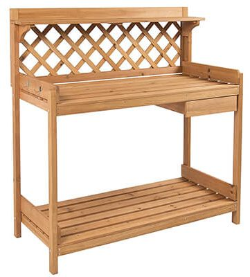 best choice products potting bench
