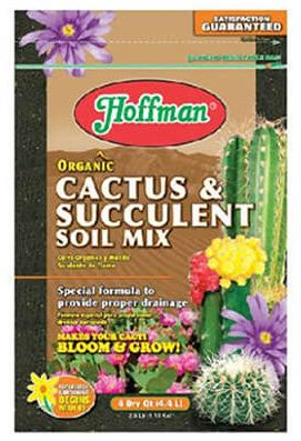 Hoffman 10404 organic cactus and succulent soil mix