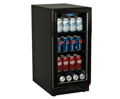 5. 80 Can Built-In Beverage Cooler by Koldfront