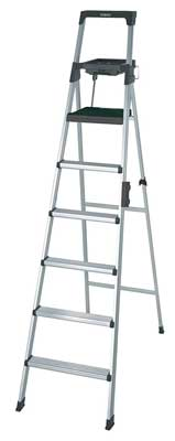 4. 8-Foot Signature Series Step Ladder Type 1A by Cosco