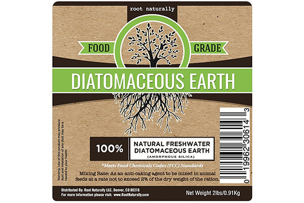 source naturally food grade diatomaceous earth