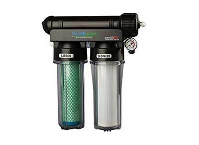 9. HydroLogic 150 GPD Stealth Reverse Osmosis Filter