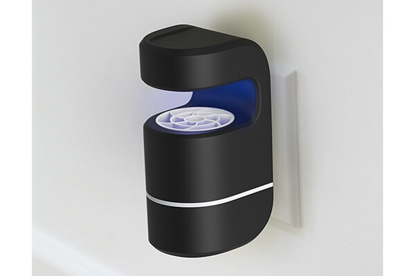 hoont indoor powerful plug- in mosquitoes and fly trap