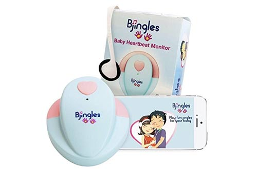 Top 8 Best Baby Heartbeat Monitors Reviews In 2020