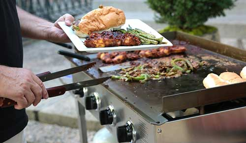 Elegant Top 10 Best Gas BBQ Grills For Outdoor Grilling In 2018