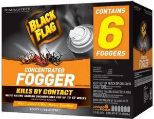 Dark Flag Insects Fogger 11079