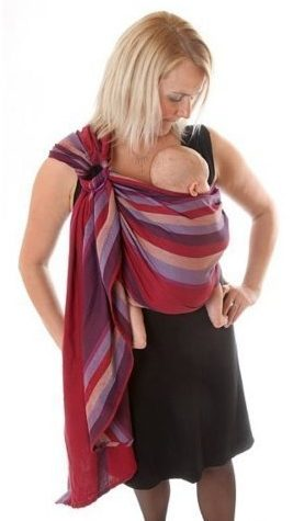 Chimparoo Ring Sling Baby Wrap