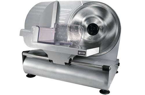 Weston 61-0901-W Heavy Duty Food 9-Inch Slicer