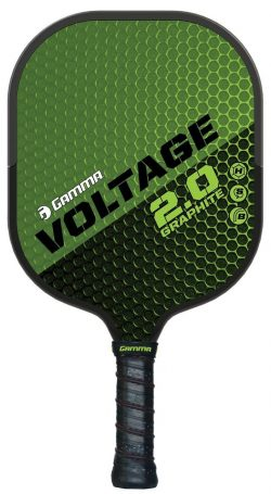 GAMMA Classic 1.0 and New 2.0 Pickleball Paddles