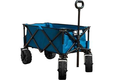 TimberRidge Folding Camping Wagon/Cart