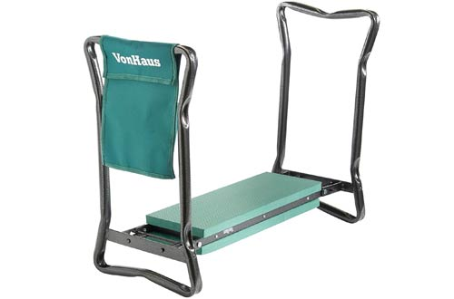 Portable Folding Garden Kneeler Bench and Seat Stool