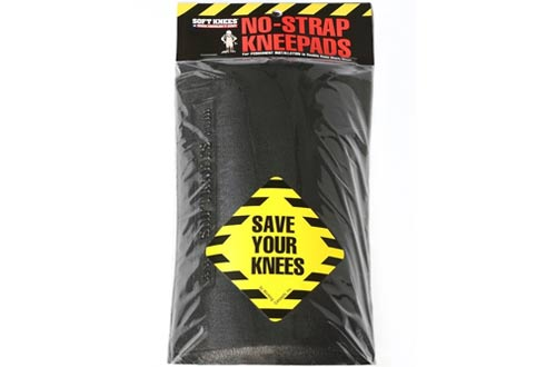 No Strap Knee Pads For Those Who Frequently Kneel