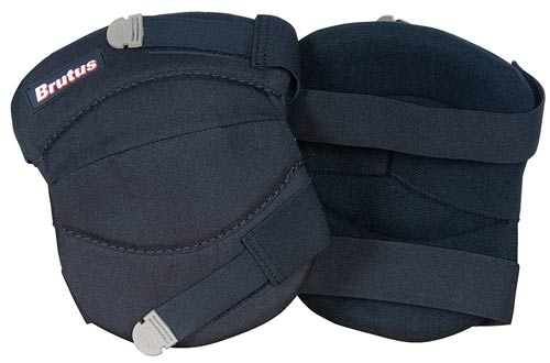 Contour Washable Knee Pads for Hard and Soft Surfaces