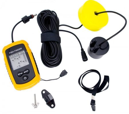 Generic Portable Wired Fish Finder