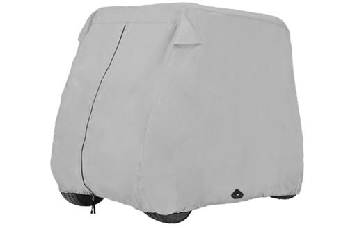 Summates Golf Cart Cover, Fits Yamaha Drive