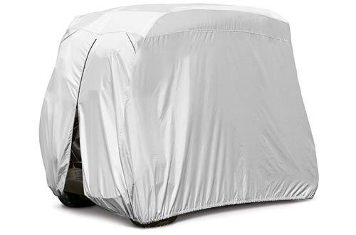 "Himal 4 passenger waterproof golf cart cover roof 80""L"