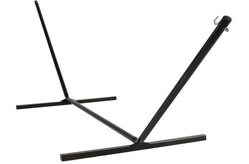 Outdoor Yard Patio Hammock Stand Steel Beam Construction