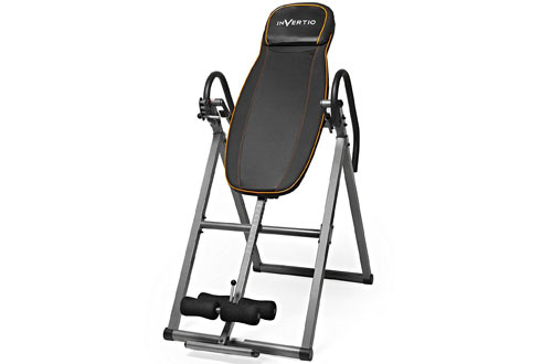 Invertio Adjustable Folding Inversion Table