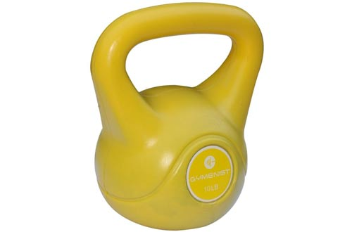 Gymenist Exercise Kettlebell Fitness Workout Body