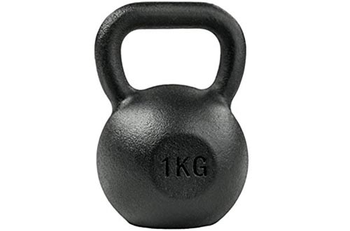 Rep Kettlebells for Strength and Conditioning, Fitness, and Cross-Training