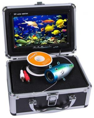 LCD monitor Night view Fish finder