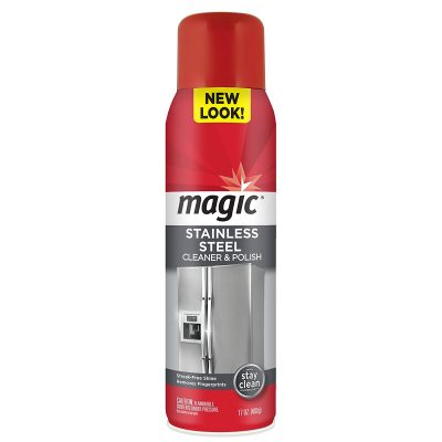 Magic 50333020 Stainless Steel Magic Cleaner 17 Ounce Aerosol Spray