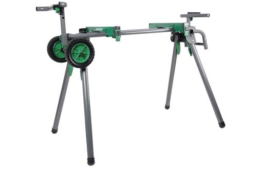 Heavy-Duty Portable Miter Saw Stand