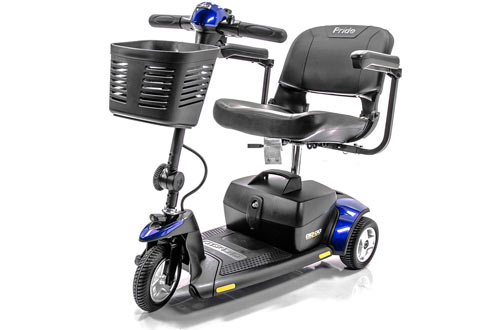 Go-Go Traveller Elite 3 Wheel Electric Scooter