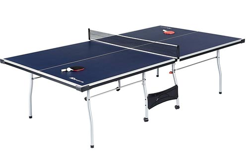 10 best ping pong tables tennis tables reviews in 2017 - Table ping pong prix ...