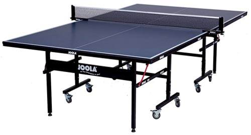 Competition Grade Table Tennis Table with Net Set Perfect