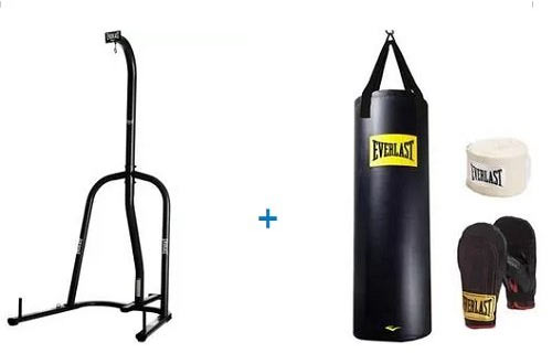 Everlast Single-Station Heavy Bag Stand