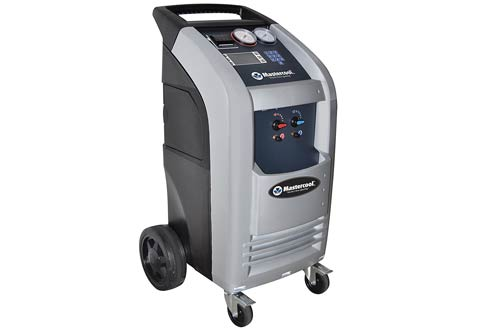 Mastercool (69789) Black/Gray Fully Automatic Recover