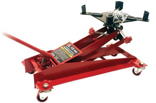 Torin TR4076 Roll Under Transmission Jack