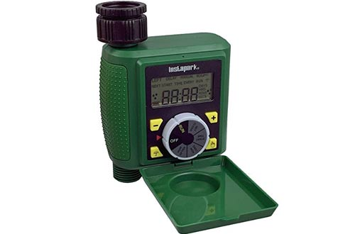Outdoor Waterproof Digital Programmable Single Outlet Automatic On Off Water