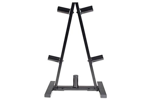 CAP Barbell RK-2BB A Frame Olympic Plate Rack