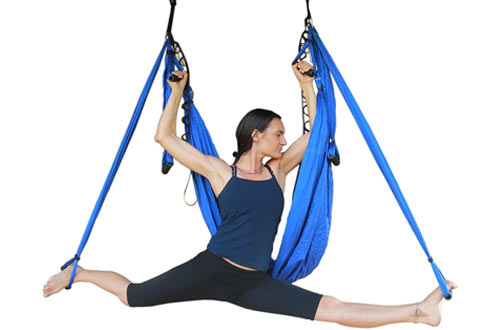 Aerial Yoga Swing Inversion Sling Trapeze