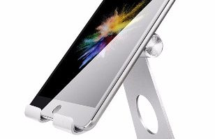 #1 Tablet Stand Adjustable, Lamicall iPad Stand