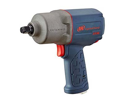 10. Ingersoll Rand 2235TiMAX Drive Air Impact Wrench