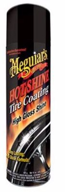 #10 Meguiar's G13815 Hot Shine High Gloss Tire Coating