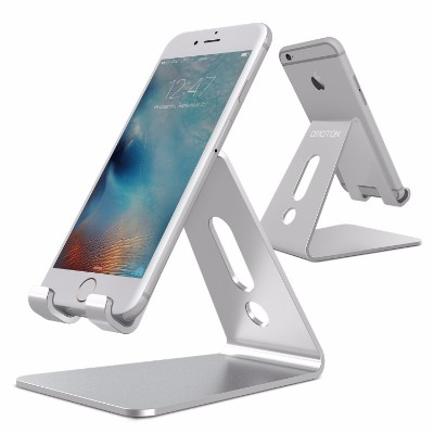 #3 OMOTON Desktop Cell Phone Stand Tablet Stand
