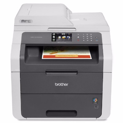 #4 Brother MFC9130CW Wireless All-In-One Printer
