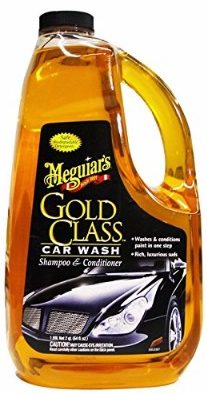 #4 Meguiar's G7164 Gold Class Car Wash Shampoo & Conditioner