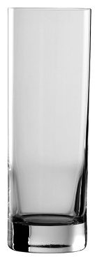 #4 Stolzle New York Bar Collins Glasses, Set of 6
