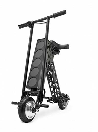 4. URB-E Black Label Electric Folding Scooter